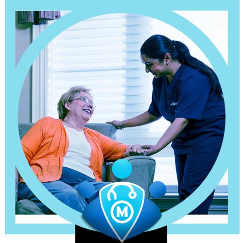 خدمة التمريض بالمنزل - ميديكال كير للرعاية الصحية المنزلية