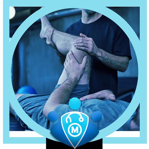 خدمة العلاج الطبيعي المنزلي - ميديكال كير للرعاية الصحية المنزلية